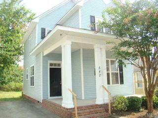 Foreclosed Home - 542 E MARTIN ST, 27601
