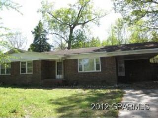 Foreclosed Home - 307 WOODSIDE RD, 27834