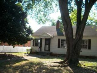 Foreclosed Home - 1020 JEFFERSON ST, 27870