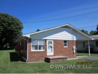 Foreclosed Home - 1387 BROWN AVE, 28786