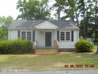 Foreclosed Home - 611 DAWSON ST, 29440