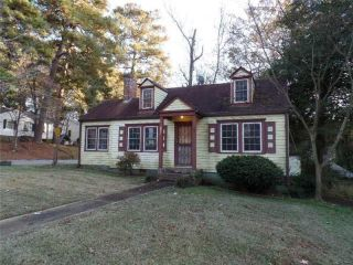 Foreclosed Home - 1348 WESTBORO DR SW, 30310
