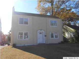Foreclosed Home - 1701 4TH TER W, 35208