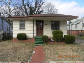 Foreclosed Home - 867 Randle St, 38107
