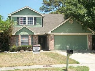 Foreclosed Home - 8126 WESTERN TRAIL DR, 77040