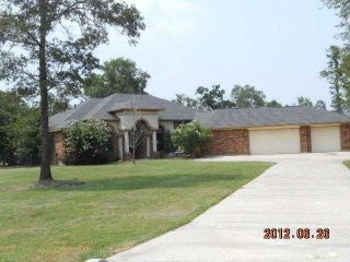 Foreclosed Home - 10910 LAKE WINDCREST, 77354