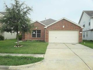 Foreclosed Home - 9510 MILAS WAY, 77498