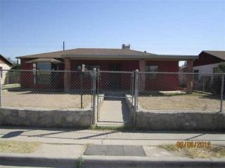 Foreclosed Home - 7563 MAZATLAN DR, 79915