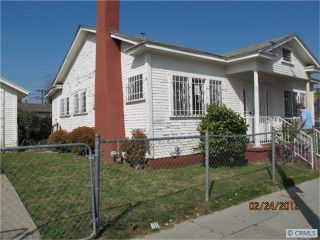 Foreclosed Home - 4615 S SAN PEDRO ST, 90011