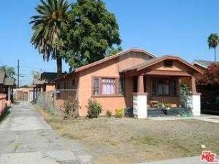 Foreclosed Home - 631 631 1 2 633 W 80t, 90044