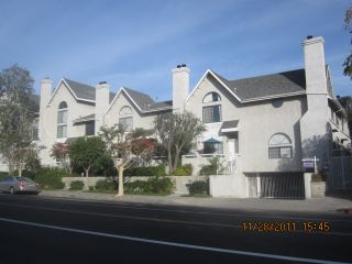 Foreclosed Home - 4220 COLFAX AVE APT 104, 91604
