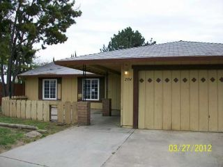 Foreclosed Home - 2914 DETERMINE DR, 95301